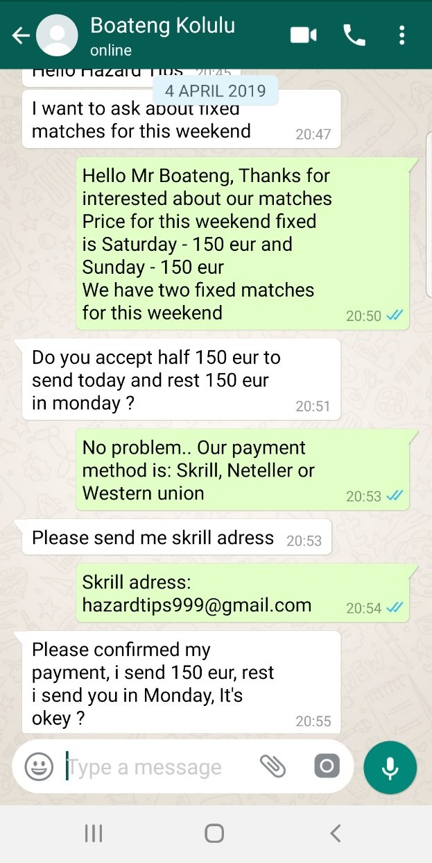Fixed Matches Today 2-1 1-2 Free Soccer Tips 1x2, Fixed Matches